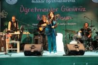 YEŞİM SALKIM - Gaziosmanpaşa Belediyesinden Öğretmenler Günü'ne Özel Yeşim Salkım Konseri