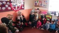 YÜKSEK ÖĞRETİM - 'Geleceğin Kardelenleri' Dağ Köyündeki Öğretmenleri Unutmadı