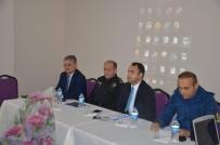 ERDOĞAN TURAN ERMİŞ - Görele'de Güvenlik Toplantısı Yapıldı