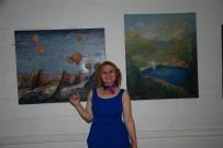 HACI SABANCI - Güher Açıklaması 'Ülkemin Tarihi Ve Doğal Güzelliklerini Resmediyorum'