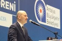 SPOR MERKEZİ - İçişleri Bakanı Süleyman Soylu Açıklaması 'Bu Yıl Terör Örgütüne Katılım Son 30 Yılın En Düşük Seviyesidir'