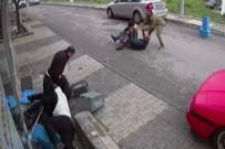 ŞİDDET YASASI - İstanbul'da inanılmaz kavga görüntüleri