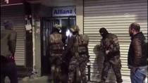 POLİS HELİKOPTERİ - İstanbul'da Uyuşturucu Operasyonu