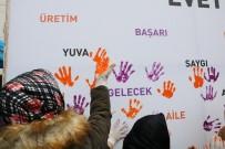 BEKİR KILIÇ - Kahramanmaraş'ta Kadına Şiddete Hayır Etkinliği