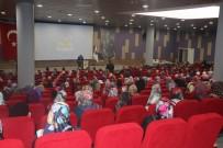 İSMAIL YıLDıRıM - Karabük'te 'Hz. Peygamber Ve Gençlik' Konferansı