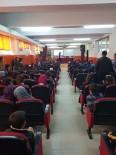 SABAH KAHVALTISI - Karacaoğlan Ortaokulunda Öğrencilere Sağlıklı Beslenme Eğitimi