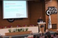 İŞ GÜVENLİĞİ UZMANI - Kayseri OSB'de İş Sağlığı Ve Güvenliği Mevzuatı Eğitimi Düzenlendi