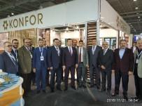 AVRASYA - Konfor Mobilya MÜSİAD EXPO'da Küresel İş Ortaklarıyla Buluşuyor