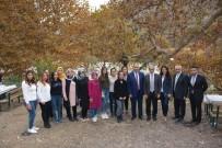 KÖY KORUCUSU - Kurum Müdürlerinden Çukurca'ya Ziyaret