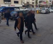 DAVUTLAR - Kuşadası'nda 4 Ayrı Hırsızlık Olayının 2 Faili Tutuklandı