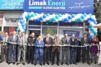 Limak Enerji Gürsu Müşteri İşlem Merkezi Açıldı