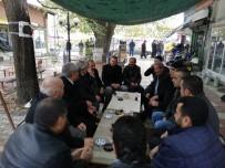 Mustafa Kırteke'ye Kanaat Önderlerinden Destek