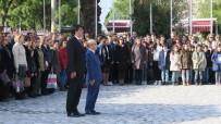 Öğretmenler Günü Foça'da Törenlerle Kutlandı