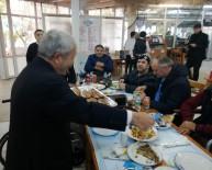 DENİZ CANLILARI - Öğretmenler Günü Öncesi Engelli Bireylerin Öğretmenleri Balıkçı Kenan'da Buluştu