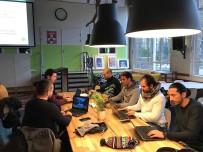 YUNUS EMRE KÜLTÜR MERKEZİ - Öğretmenlere Hollanda'da Eğitim