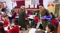 HÜSEYIN MUTLU - Öğretmenlerine LÖSEV Sertifikası Hediye Ettiler