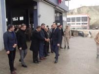 ÖZALP BELEDİYESİ - Özalp'ta Muhtarlar Toplantısı Yapıldı