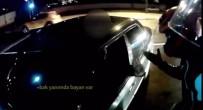 VATAN CADDESİ - (Özel) İstanbul'da Trafikte Yumruklu Kavga Kamerada