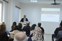MUSTAFA ŞAHİN - Rektör Şahin'den Öğrencilere Ders