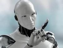 ROBOTLAR - Robotlara 218.5 milyar dolar harcanacak