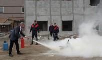 ALÜMİNYUM - SDÜ Hastanesi'nde Yangın Tatbikatı