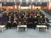 MUSTAFA ÇİFTÇİLER - Siverek'te Öğretmenler, Öğretmenler Gününe Özel Tiyatro Oyunu Sergiledi