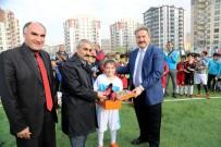 TALAS BELEDIYESI - Talas'ta Okullar Arası Futbol Turnuvası