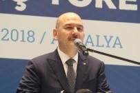 SPOR MERKEZİ - 'Terör Örgütüne Katılım Son 30 Yılın En Düşük Seviyesidir'