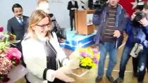 MURAT SEFA DEMİRYÜREK - Ticaret Bakanı Pekcan, Üsküdar Lisesi'ni Ziyaret Etti