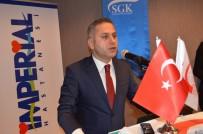SOSYAL GÜVENLIK KURUMU - Trabzon'da Sağlıkta Birlik İçin Bir Araya Geldiler