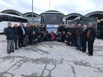 MUSTAFA PEHLIVAN - Trabzon Sanayi Esnafı Çanakkale'ye Çıkarma Yaptı
