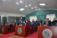 MEHMET YAŞAR - Ünye Belediye Başkan Vekili Mehmet Yaşar Sezgül Oldu