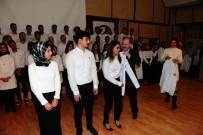 HASAN CEYLAN - Van YYÜ'de Diş Hekimi Adayları Beyaz Önlüklerini Giydi