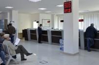 HALK BANKASı - Vezneler Hafta Sonu Da Açık Olacak