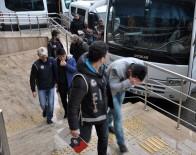 SÖZLEŞMELİ ER - Zonguldak'ta FETÖ Soruşturmasında 3 Kişi Tutuklandı