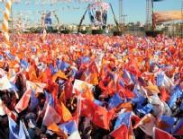 HALIÇ KONGRE MERKEZI - AK Parti'de yeniden aday gösterilen belediye başkanları