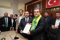 NİHAT ÇİFTÇİ - AK Partinin Şanlıurfa Adayı Zeynel Abidin Beyazgül Oldu