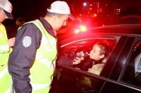 KURAL İHLALİ - Aksaray'da Polis Trafik Kural İhlallerine Geçit Vermiyor