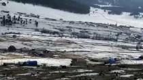 Ardahan-Ardanuç Kara Yolu Ulaşıma Kapatıldı