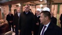 İSLAM BIRLIĞI - Bakan Ersoy'dan Saraybosna'da Başçarşı Camisi'ne Ziyaret