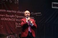 5 YILDIZLI OTEL - Başkan Akgün'den Öğretmen Evi Müjdesi