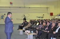 İLBER ORTAYLI - Bitlis'te 24 Kasım Öğretmenler Günü Kutlandı