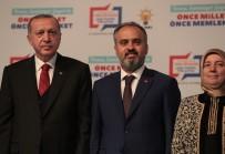 ALINUR AKTAŞ - Bursa Büyükşehir Belediye Başkanı Alinur Aktaş Yeniden Aday