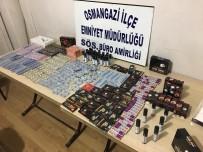 SUİKAST SİLAHI - Bursa'da Suikast Silahı Ele Geçirildi