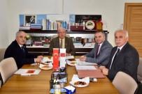 MEHMET ÖZCAN - Doğu-Batı Trakya Belediyeler Birliği Yönetim Kurulu Toplantısı
