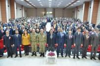 ERZİNCAN VALİSİ - Erzincan'da 24 Kasım Öğretmenler Günü Kutlandı