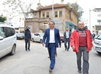 ODA TİYATROSU - Eski Antalya Evi Komşu Evi Oluyor