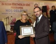 BAĞCıLAR BELEDIYESI - Gençlik Ve Spor Bakanı Kasapoğlu Öğretmenlerle Buluştu