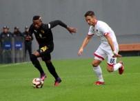 SELÇUK ŞAHİN - İstanbulspor Gençler'i 2-0'La Geçti