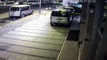 ESNAF ODASı BAŞKANı - İzmir Şoförler Odası'na Saldırı Güvenlik Kamerasında